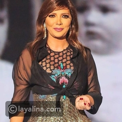 فيديو عمرو أديب يحرج أصالة بسر منع ابنتها لها من الغناء في زفافها!