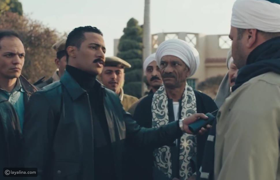 """مسلسل محمد رمضان """"نسر الصعيد"""""""