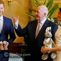 شاهد غيرة الأمير هاري على ميغان ماركل تدفعه لهذا التصرف مع أحد معجبيها