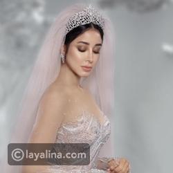 تفاصيل إطلالة أسيل عمران المفاجئة بفستان الزفاف بعد أن أثارت الجدل