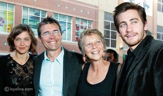 عائلة جيلينهال الفنية: 4 فنانين وترشيحين للأوسكار