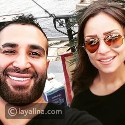 فيديو أحمد سعد يكشف كواليس مكالمته الهاتفية مع ريم البارودي