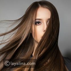 أسرار فرد الشعر في المنزل سريعاً بطرق طبيعية