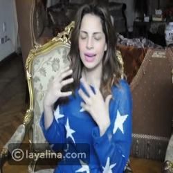 """فيديو رسالة """"صوت النيل"""" آمال ماهر لجمهورها عبر ليالينا"""