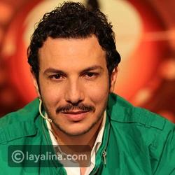 الفنان باسل خياط يعايد موقع ليالينا ... شاهدوا الفيديو