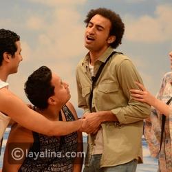 نجم مسرح مصر يحرج زميله علي ربيع ويكشف الفوبيا الغريبة التي يعاني منها
