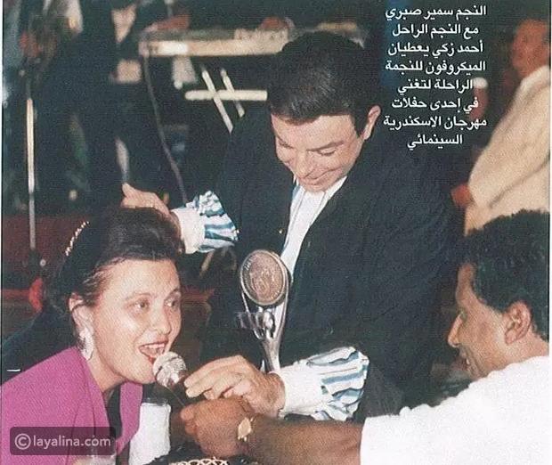 سمير صبري يكشف مفاجأة حول انتحار سعاد حسني