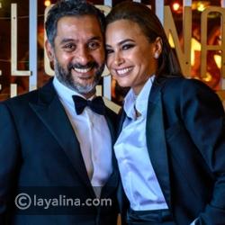 هند صبري وزوجها: أعجبت به قبل أن يعرفها وهذه أبرز أزماتهما