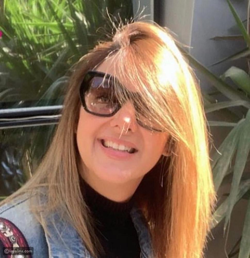 دنيا سمير غانم تحصل على قصة شعر جديدة