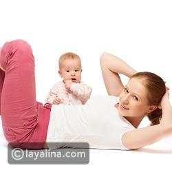 تعانين من زيادة الوزن في حملك؟ إليك طرق طبيعية لخسارته بعد الولادة