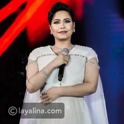 شيرين عبد الوهاب تعتذر للجمهور على انفعالها وتكشف سبب توترها