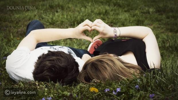 إذا كانت لديكم هذه الإشارات فأنتم واقعون في الحب!