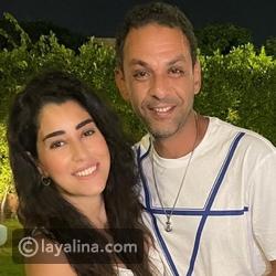 أيتن عامر ومحمد عز العرب: قصة حب بدأت بخناقة وانتهت بالزواج