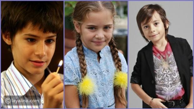 أجمل 10 أطفال خطفوا قلوب مشاهديهم في المسلسلات التركية