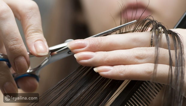 فيديو طريقة مبتكرة لقص أطراف الشعر وتجديد ستايله: تصلح لإطلالة الجامعة