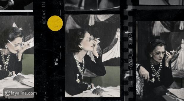 فيديو Chanel الجديد عن تأثير كوكو شانيل على صناعة السينما