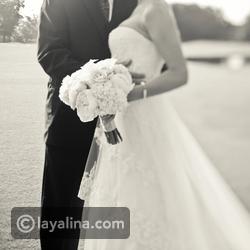 فيديو تصرف مجنون لعروسين سوريين في حفل زفافهما يتسبب في غرق العروس!