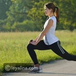 أفضل 10 تمارين رياضية لشد الترهلات وتقوية العضلات