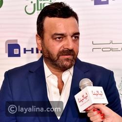 لقاء حصري مع النجم سامر المصري في حفل سحور شركة روتانا