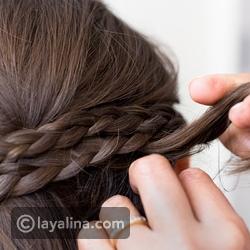 فيديو طرق مختلفة لتزيين شعرك بالجدائل هذا الصيف.. تألقي وأظهري أنوثتك!
