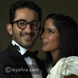 منى زكي تهدد أحمد حلمي بطريقتها الخاصة بعد نشره فيديو عفوي لها