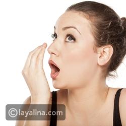 10 طرق طبيعية للتخلص من رائحة الفم