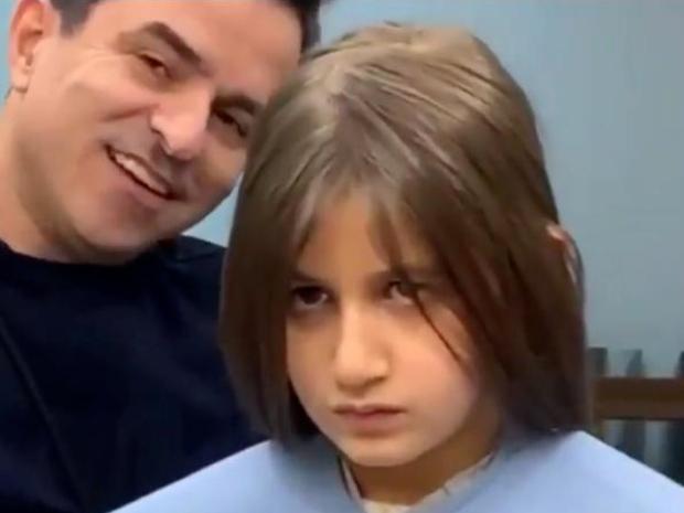 نيولوك لابنة نانسي عجرم